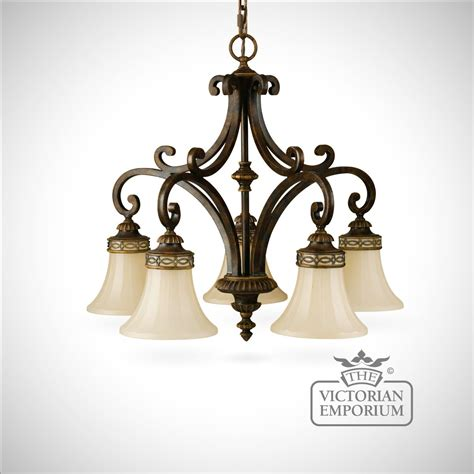Country Style Floor Lamps - walnut chandelier ceiling chandeliers