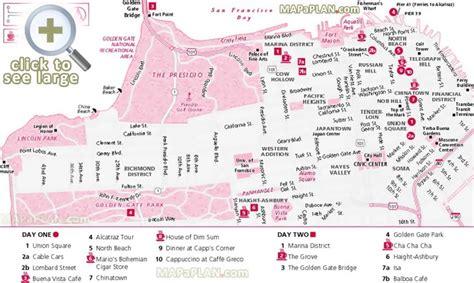 san francisco muni map trip planner maps update 21051488 map of san francisco tourist
