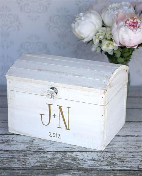 libro marriage chest wedding card box vintage shabby chic wedding decor item p10574 99 00 via etsy weddings