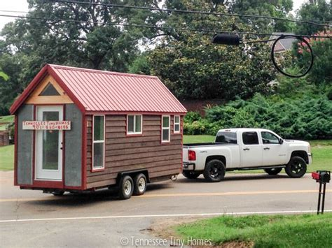 tiny happy homes delivers bumbleshack tiny house to fl