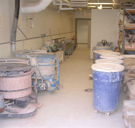 Clay Room by Tulane School Of Liberal Arts Ceramics