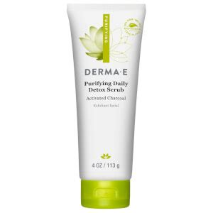 Derma E Purifying Daily Detox Scrub by Derma E Hydrating Serum With Hyaluronic Acid Buy