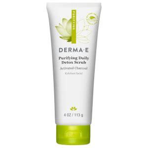Derma E Daily Detox Scrub by Derma E Hydrating Serum With Hyaluronic Acid Buy