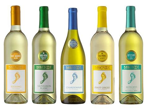 light sweet fruity white wine we try every white wine from barefoot sauvignon blanc