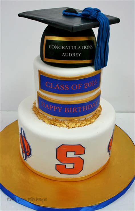 Mba Graduation Cake by Graduation Cakes Ny Syracuse Custom Cakes