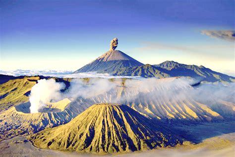 Volcanic Sand by Mount Bromo Tengger National Park Bromo Java Travel