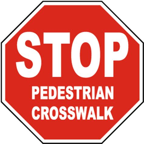 products that stop 5ar pedestrian traffic signs pedestrian traffic control