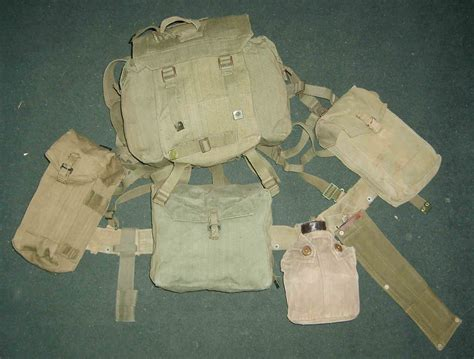 pattern webbing british 1944 pattern webbing equipment page 3