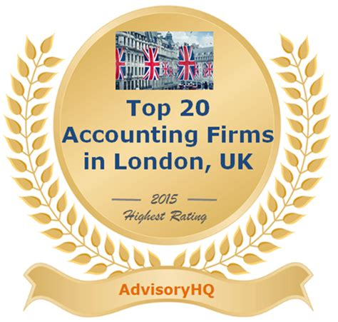 best firms uk best 20 top accounting firms in ranking uk