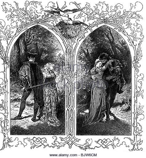 faust szene garten faust and gretchen 19th century stockfotos faust and