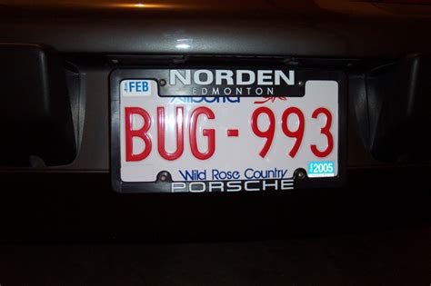 ontario vanity plates page 2 rennlist discussion forums