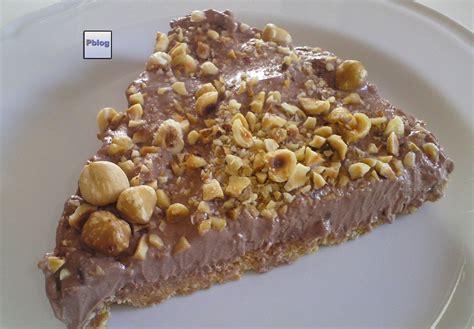 cucinare con prezzemolino cheesecake alla nutella bimby tm5 senza cottura viyoutube