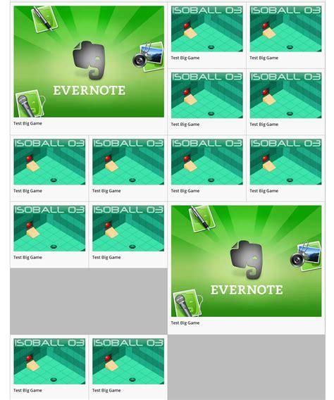 boxlayout js javascript css box layout like google webstore stack