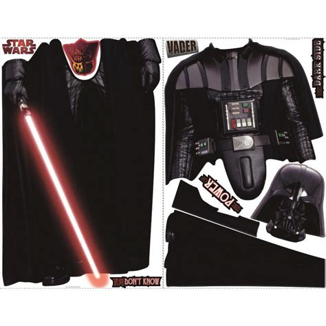 wars wall sticker wars darth vader wallsticker fra kun 299 kr
