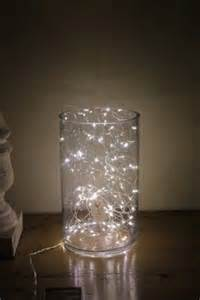 Large Vase With Lights Lights On A Shelf Search Crafts