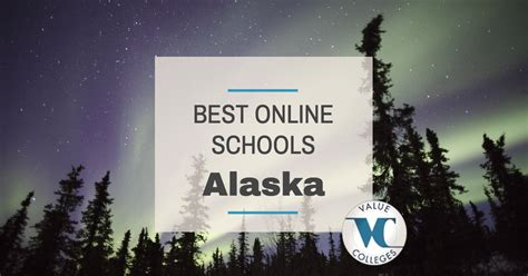 Of Alaska Mba Ranking by Top 10 Best Colleges In Alaska Value Colleges