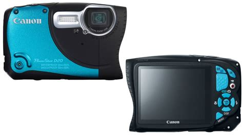 Kamera Underwater Canon D20 canon powershot d20 review great for casual use the critic