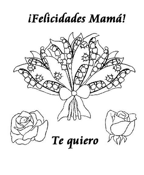 imagenes infantiles por el dia de la madre dibujos por el dia de la madre para colorear imagui