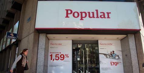 banco popular dividendo gu 237 a para no perderse en el scrip dividend de popular
