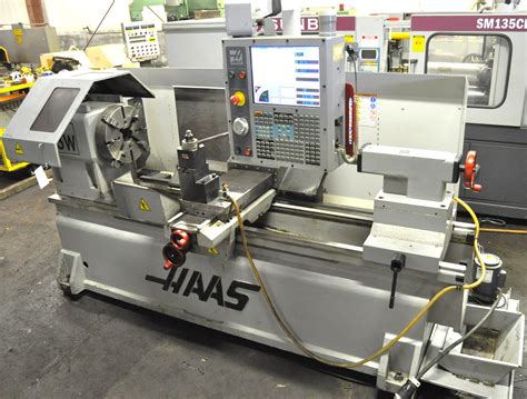 cnc lathe for sale used haas tl3w cnc lathe exapro