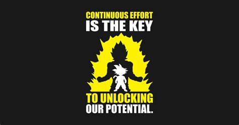 unlock your potential goku workout t shirt teepublic