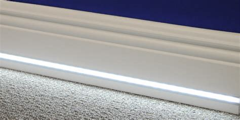 Baseboard Lighting by Day One Lighting Wessel Led Lighting Systems