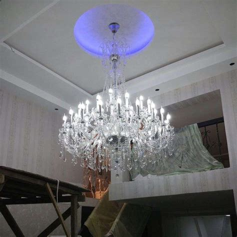 Aliexpress Com Buy Modern Large Crystal Chandelier For Church Chandeliers