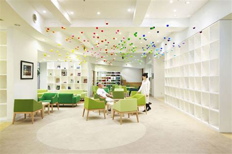shinjuen nursing home by emmanuelle moureaux architecture