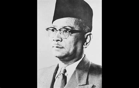 Perdana Three 1903 bapa kemerdekaan perdana menteri malaysia foto astro awani