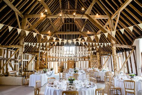 barn wedding venues uk clock barn gallery rustic wedding venue hshire