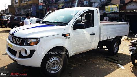 mahindra scorpio new model 2016 mahindra to launch imperio premium pickup range in
