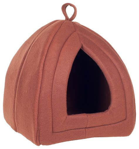 Enclosed Cat Bed by Cozy Enclosed Cat Bed By Petmaker Traditional