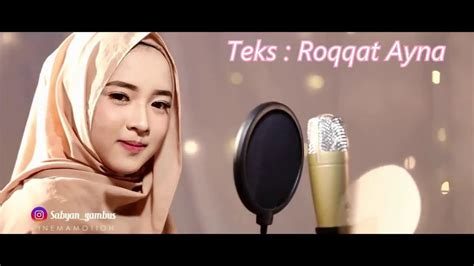 download lagu roqqota aina download lagu nissa sabyan roqqota aina assalamualaika