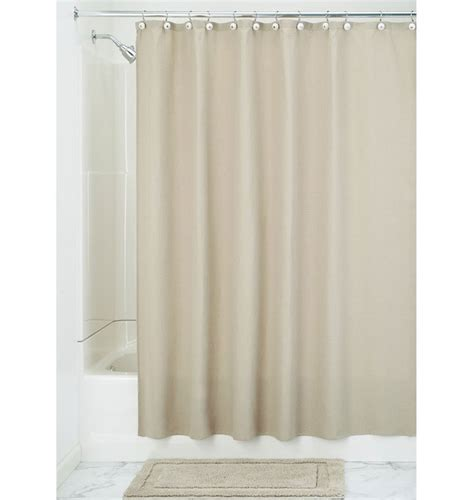 Linen Fabric Curtains Fabric Shower Curtain Linen York In Shower Curtains And Rings