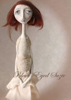 How To Make Paper Clay Dolls - tutorial make a doll s using paper mache paste