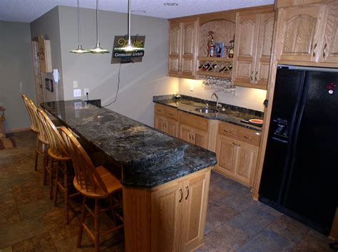Bar With Granite Top by Paramount Granite 187 5 Wine Cellar Ideas