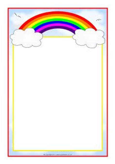 Lukisan Doodle A4 Colour Tidak Background Frame 1000 images about frames borders on page borders doodle frames and borders free
