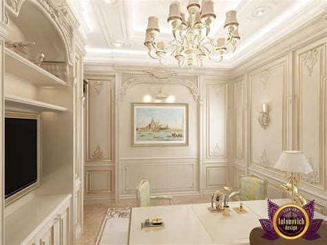 Luxury office interior design by Katrina Antonovich