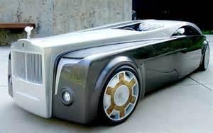 Future Rolls Royce Rolls Royce Custom Concept Show Cars