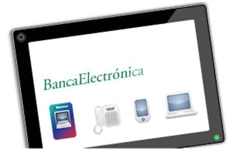 banca elctronica la banca electr 243 nica