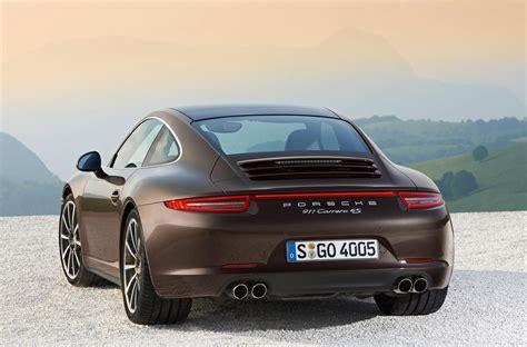 porsche carrera 911 4s 2013 porsche 911 carrera 4s exclusive edition