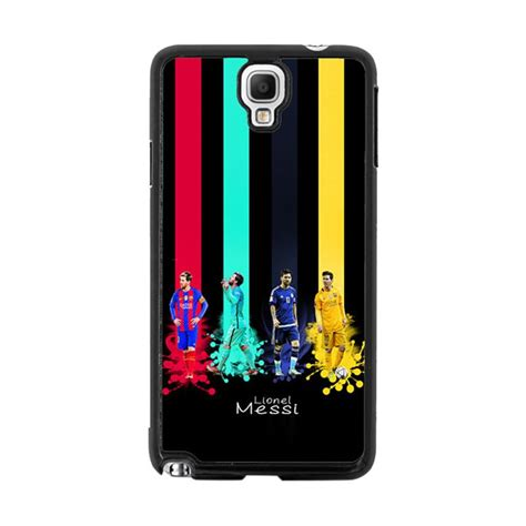 Handphone Samsung Note 3 Neo jual acc hp lionel messi e1447 casing for samsung galaxy note 3 neo harga kualitas