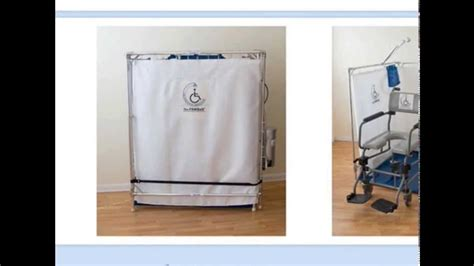 Portable Bathtub For Shower Stall by Portable Wheelchair Showers For The Disabled Alternative To Walk In Bathtubs