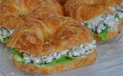 not so secret family recipes chicken salad sandwiches