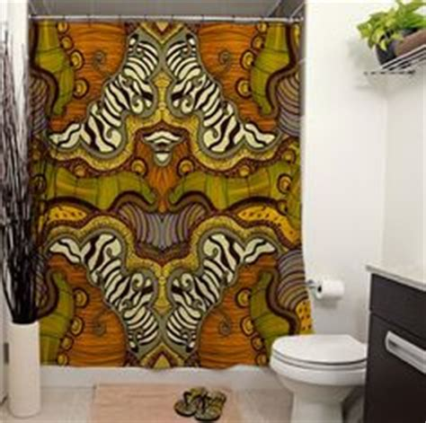 Arts And Crafts Shower Curtain by 1000 Images About Shower Curtains Arts Craft Style