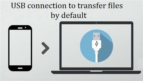 reset android usb connection how to choose usb connection to transfer files by default
