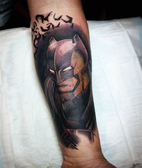 batman forearm tattoo 41 cool batman tattoos designs ideas for male and females