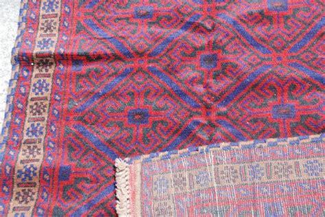 Handmade Woolen - handmade wool rug 17