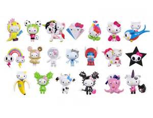 tokidoki kitty frenzies