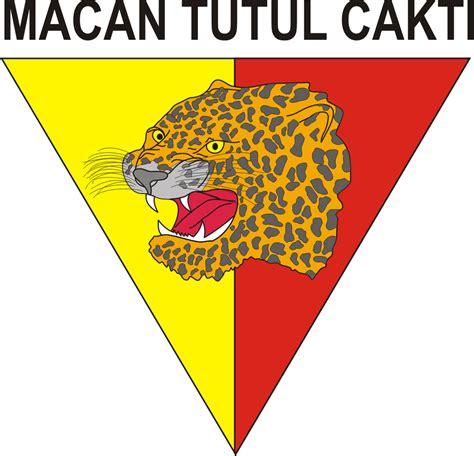 Logo Macan logo detasemen kavaleri denkav 1 macan tutul cakti logo lambang indonesia
